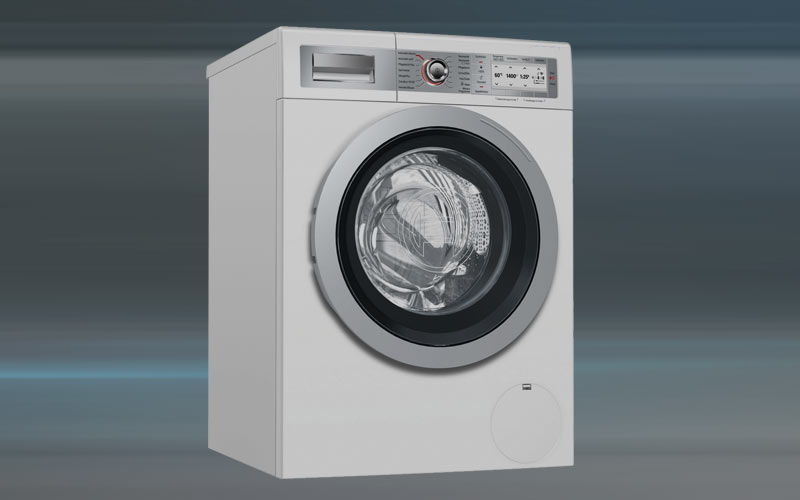 Level measurement in washing machines and dryers is standard these days. EBE develops the respective innovative sensor technology