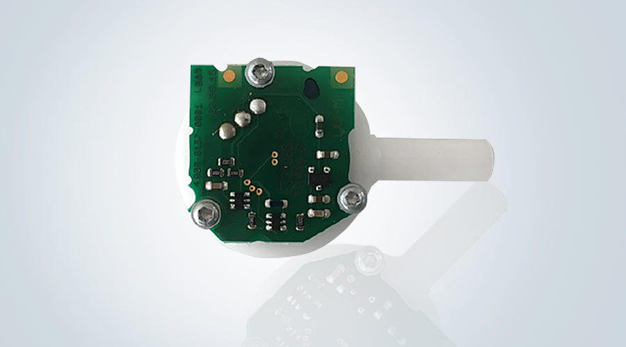 The inductive pressure sensors also work under special pressure influences and in difficult applications
