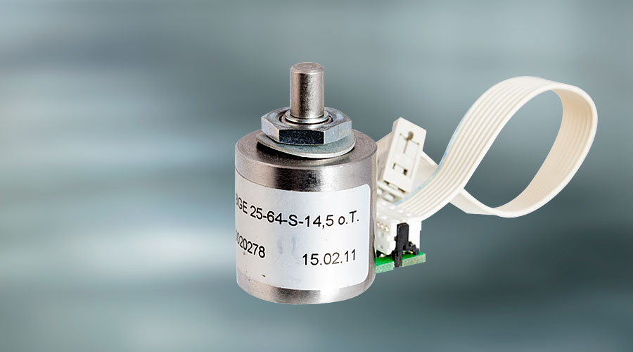 Encoders and handwheels from EBE for heavy-duty applications