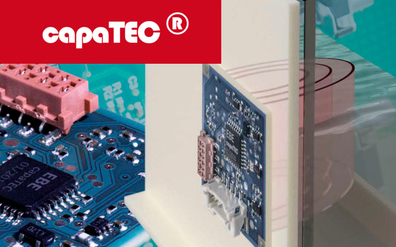 capaTEC® is the sensor technology for high-resolution capacitive sensors